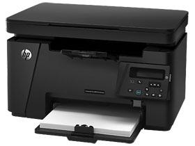 HP LaserJet Pro M1536 Support